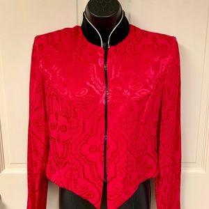 Vintage Victorian-inspired blazer!!!
